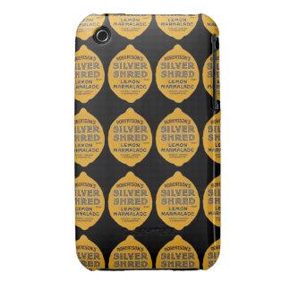 Silver Shred Marmalade Case-Mate iPhone 3 Case