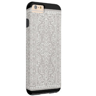 SILVER, SLEEK AND SLIM IPHONE6 CASE