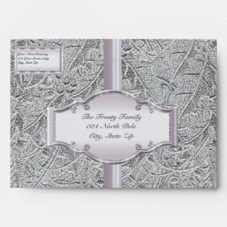 Silver Solstice Envelope