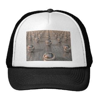 Silver Spheres Trucker Hat