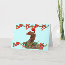Silver Spring Waterfowl Christmas Card