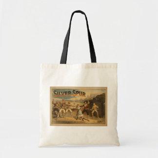 Silver Spur Canvas Bags