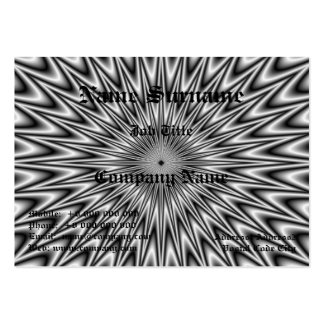 Silver Square Chubby Business Card Pack Of Chubby Business Cards