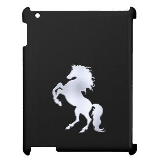 Silver Stallion Black Case For The iPad
