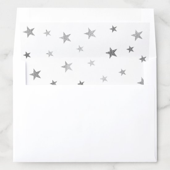 Silver Star envelope liners 3745