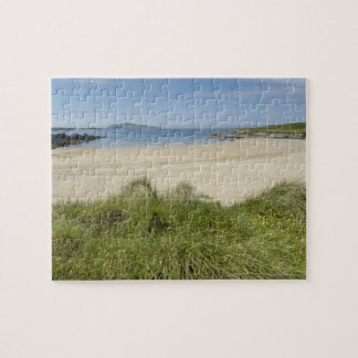 Silver Strand with Clear Island in the Jigsaw Puzzle