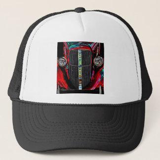 Silver Streak Trucker Hat