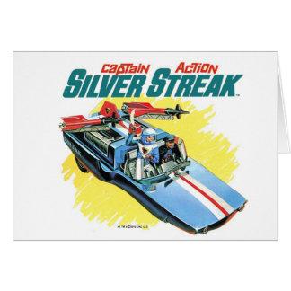 Silver Streak Vintage Ad Cards