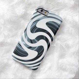 Silver Swirl iPhone 6 Case