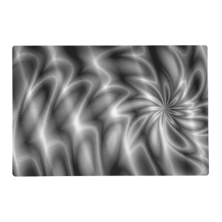 Silver Swirl Placemat
