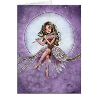 Silver Symphony - Fantasy Card