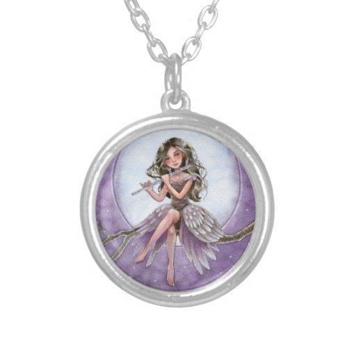Silver Symphony - Fantasy Necklace