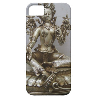 SILVER TARA BUDDHIST GODDESS iPhone 5 COVER