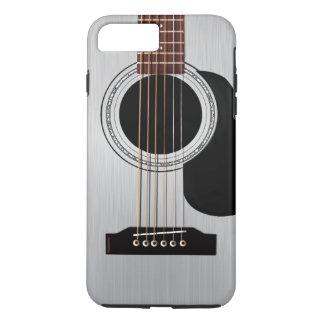 Silver Top Acoustic Guitar iPhone 8 Plus/7 Plus Case