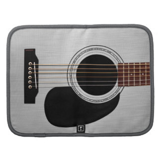 Silver Top Acoustic Guitar Planner