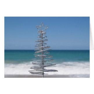 Silver Tree Card