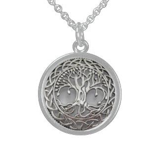 SILVER TREE OF LIFE PENDANTS