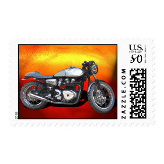 Silver Triumph in the Spotlight Postage