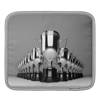 Silver Trophys 2 Sleeves For iPads