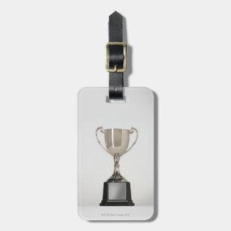 Silver Trophys Luggage Tag