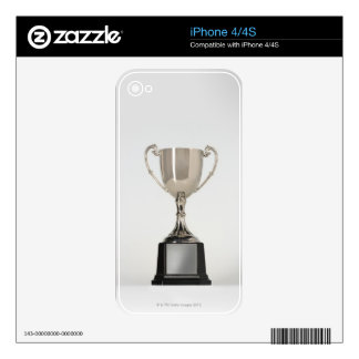 Silver Trophys Skins For The iPhone 4