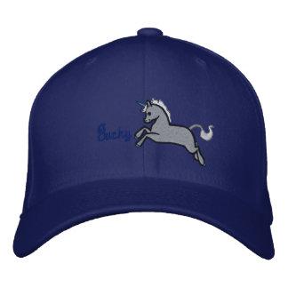 Silver Uni Hat