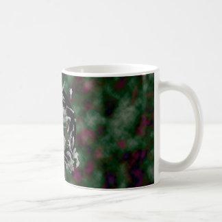 Silver Unicorn Herald Coffee Mug