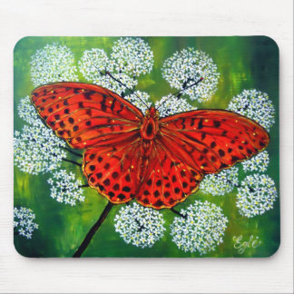 Silver-washed Fritillary Mouse Pad