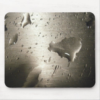 Silver Watermark Mouse Pad