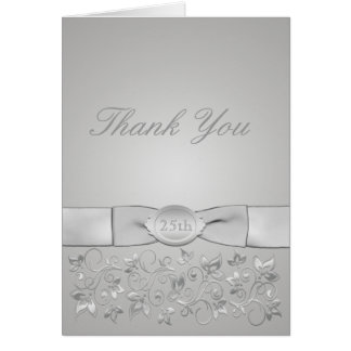 Thank You Notes For Wedding Anniversary Gifts : Thank You Words For 25th Wedding AnniversaryWedding Invitation ...