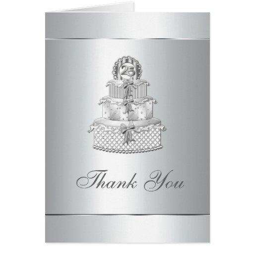 Ypus Silver Wedding Thank