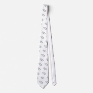Silver Wedding Bands Save the Date Tie