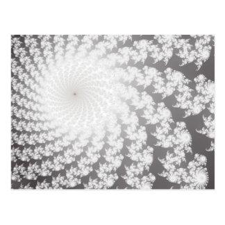 Silver Whirlpool Postcard