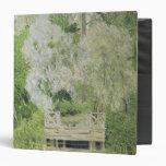 Silver White Willow, 1904 3 Ring Binder