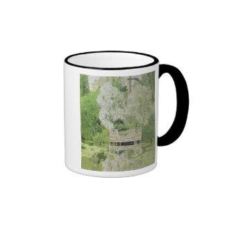 Silver White Willow, 1904 Coffee Mug