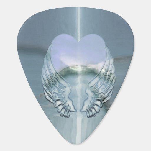Silver wings guitar