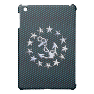 Silver Yacht Flag Cover For The iPad Mini