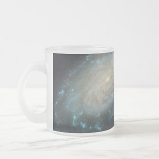 Silverado Galaxy NGC 3370 UGC 5887 SN 1994AE Frosted Glass Coffee Mug
