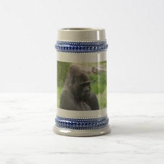 silverback 001 stein coffee mug