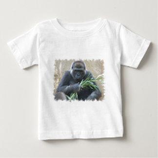Silverback Gorilla Baby T-Shirt