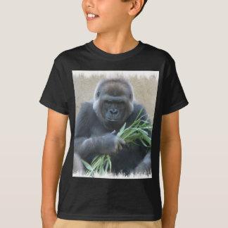 Silverback Gorilla Black Men's T-Shirt