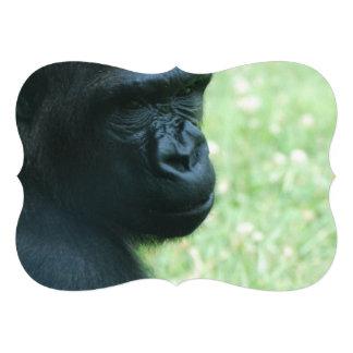 Silverback Gorilla Custom Invites