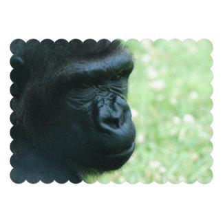 Silverback Gorilla Cards