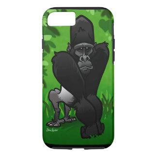 Silverback Gorilla iPhone 8/7 Case