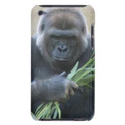 Silverback Gorilla iTouch Case