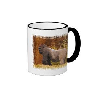Silverback Gorilla Photo Coffee Mug