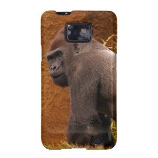 Silverback Gorilla Photo  Samsung Galaxy Case Galaxy S2 Covers