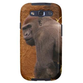 Silverback Gorilla Photo  Samsung Galaxy Case Samsung Galaxy SIII Case