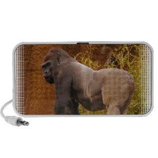 Silverback Gorilla Photo Speakers
