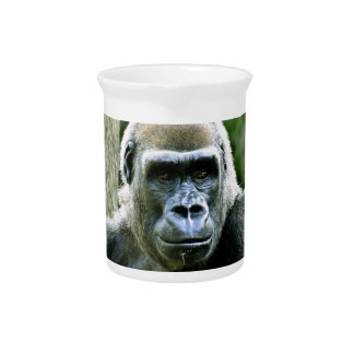 Silverback Gorilla Pitcher